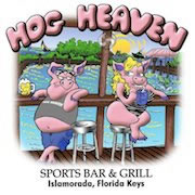 Hog Heaven Sports Bar & Grill - Islamorada's late night party spot